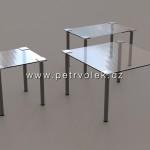 Skleněný stůl | Glass Table