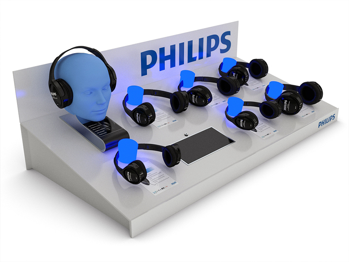 13502d73a Philips displej vizualizace | Philips Display Visualisation