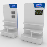SKF POS display